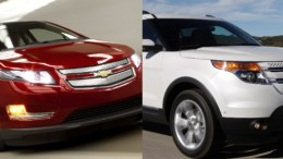 2011 North American Car and Truck of the Year winners announced