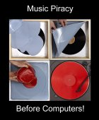 Piracy before computers