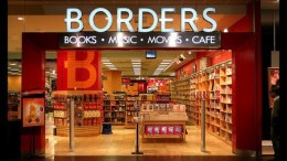 Borders Appears on '10 Most Likely to Disappear in 2011' List
