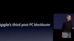 "iPad is Apple's Third Post-PC Device? Try ""Apple's Third Totally Reliant on the PC Blockbuster""!"