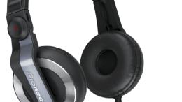 Pioneer HDJ-500T-K DJ Headphones Great for Listening and Handsfree Calling Too!