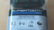 Bluetooth Car Accessory Review: SuperTooth Buddy
