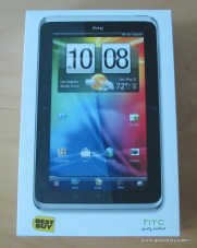 Android WiFi Tablet Review: The HTC Flyer and HTC Scribe Digital Pen