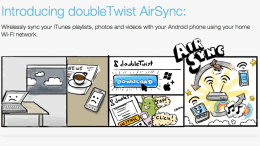 DoubleTwist Brings AirPlay to Android