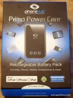 GearDiary PhoneSuit Primo Power Core Rechargeable Battery Pack for Tablets and Phones Review