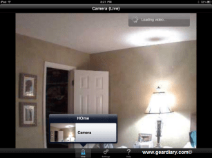 \ Logitech Alert Review - Makes Your iPad a Home Security Solution