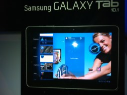 First Look: Samsung Galaxy Tab 10.1