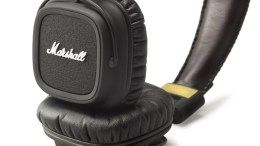 GearDiary Marshall Headphones: The Major