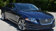 2011 Jaguar XJL Hopes 'The Road Goes On Forever'