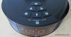 GearDiary Review: Stem TimeCommand Clock-Dock