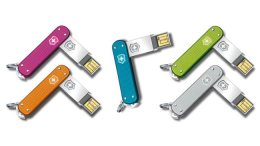 Victorinox Swiss Army Releases Innovative Luxury USB Line