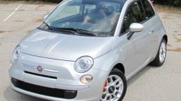Fiat's New 500c Cabrio: Now THAT'S Italian!