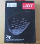 Review: The Joy Factory Zip USB Touch-n-go Multi-Charging Station with ZipTail Receivers