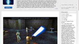 Gear Games News: Star Wars Jedi Knight II Comes to the Mac App Store