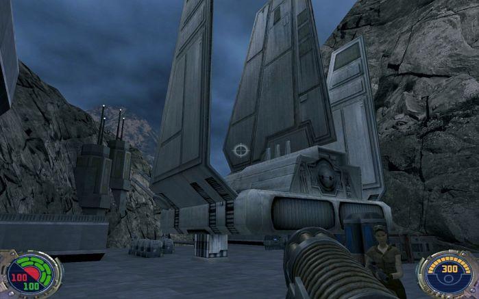 Star Wars JK2 Mac2