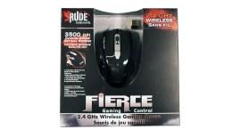 GearDiary Gear Games Review: Rude GameWare Fierce 3500 Wireless Gaming Mouse