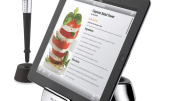 Belkin's Cooking with iPad Kitchen Accessories