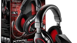 Gaming Headset Review: Sharkoon X-Tatic SR Surround Sound Headphones