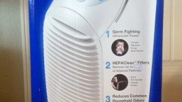 Giving the Honeywell HEPAClean 3-in-1 Advanced Air Cleaning System a Try During This Allergy Season