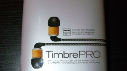 Review: iFrogz Timbrepro Headphones with Mic