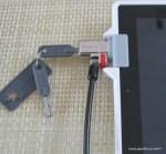 iPad 2 Accessory- Kensington's SecureBack Security Case