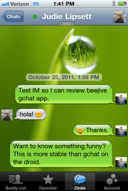 iOS App Review: BeejiveIM for GTalk  iOS App Review: BeejiveIM for GTalk  iOS App Review: BeejiveIM for GTalk  iOS App Review: BeejiveIM for GTalk  iOS App Review: BeejiveIM for GTalk  iOS App Review: BeejiveIM for GTalk  iOS App Review: BeejiveIM for GTalk  iOS App Review: BeejiveIM for GTalk  iOS App Review: BeejiveIM for GTalk