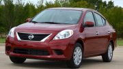 2012 Nissan Versa Sedan Cheapest Real Estate Around