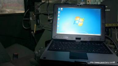 The Gammatech's U12C Durabook Review