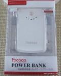 Yoobao Power Bank 11,200 mAh Battery Review