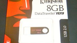 GearDiary Kingston DataTraveler 109 with urDrive Review