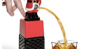 GearDiary Stupid Gift of the Day: Santa Claus Drink Dispenser