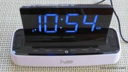 Voice Recognition Moshi Home Tech Clocks