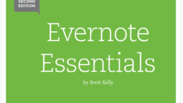Evernote Essentials Extra: Delete Me