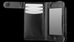 Sena Hampton Wallet for iPhone 4/4S Review