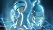 Random Cool Video: Daft Punk 'Derezzed' on Floppy Disks