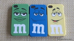 Incipio M&M's feather Case for iPhone 4S Review