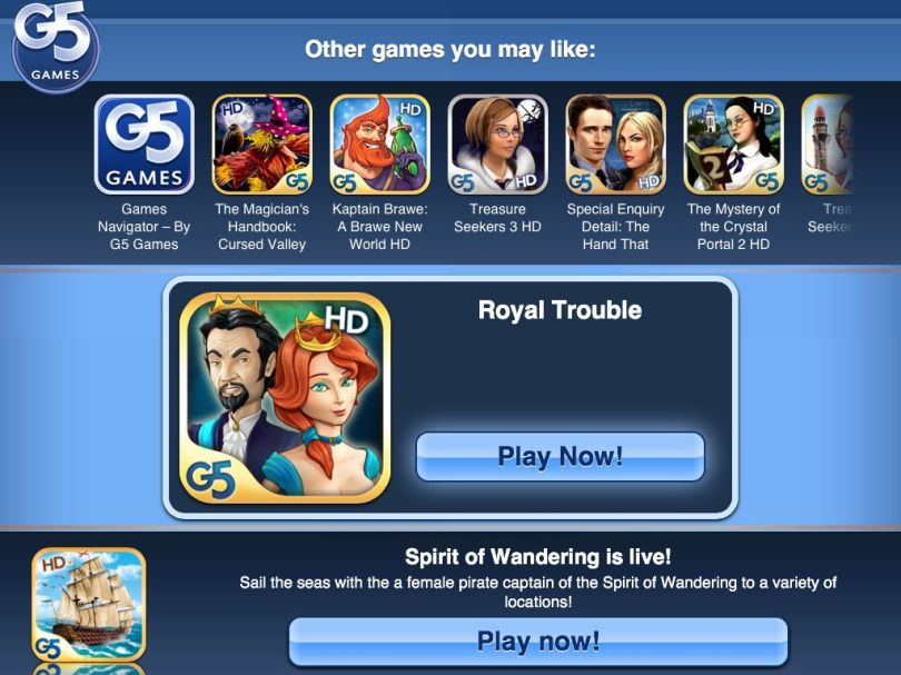 Royal Trouble 01