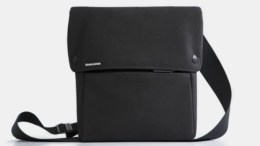 You and Your iPad Can Travel Light with BlueLounge's Bonobo Series iPad Sling