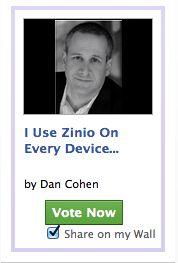 Dan Zinio Influencer 2