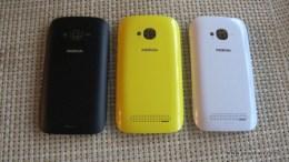 GearDiary Nokia Backtracks on Lumia 710 Backplates