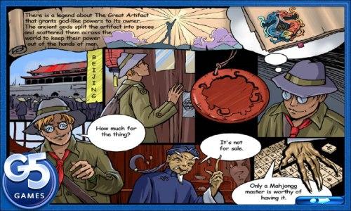 Mahjongg Artifacts for Kindle 4