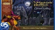 GearDiary The Magician's Handbook: Cursed Valley for Kindle Fire Review