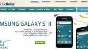 GearDiary Samsung Galaxy S II Now Available On US Cellular