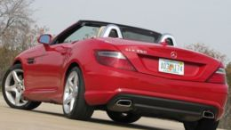 GearDiary Spring is (Always) in the Air in 2012 Mercedes-Benz SLK350