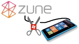 No More Windows Phone App Shopping from Zune PC Suite