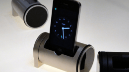 ODOC iPhone & iPod Dock Offers Elegant Design, Superior Function