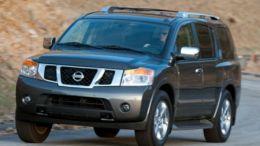 Testing Nissan's 2012 Armada Platinum 4x4 Brought on Some 'Vuja De'
