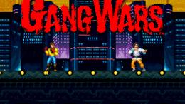 PSP Minis Reviews of SNK Arcade Classics Gang Wars and Time Soldiers