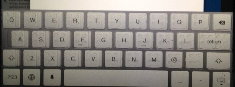TouchFire Screen-Top Keyboard for iPad, Some Kickstarter Projects Just Don't Make the Grade