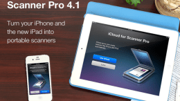 GearDiary Readdle's Scanner Pro for iOS Gets iCloud and a Makeover